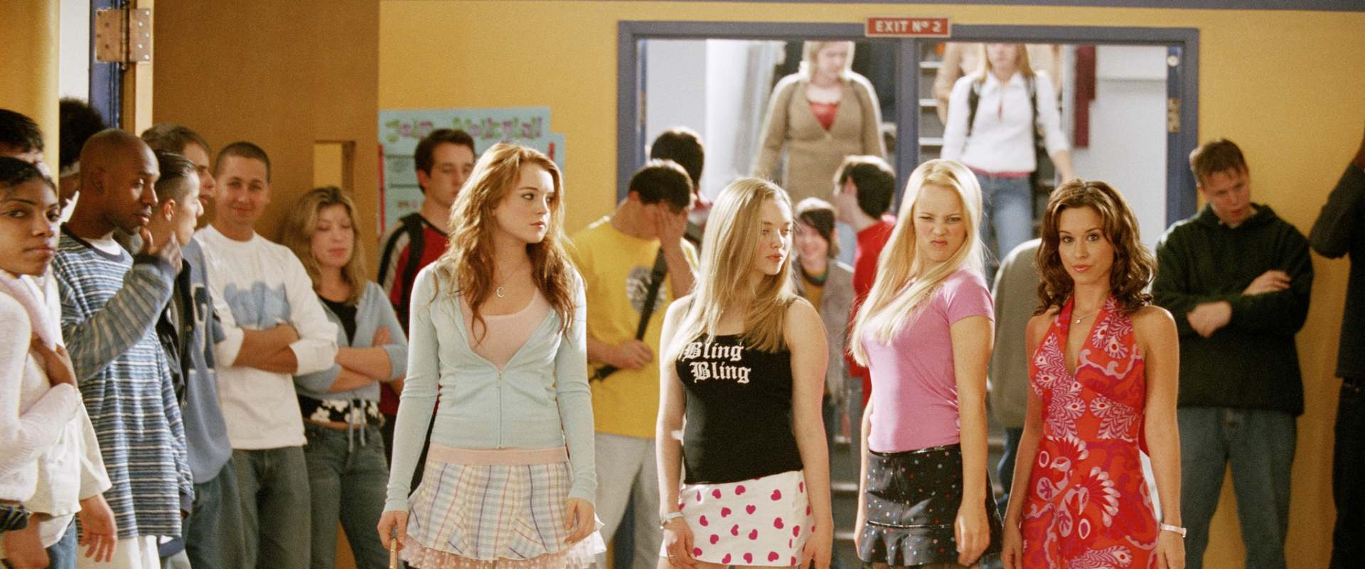 Mean Girls background 1