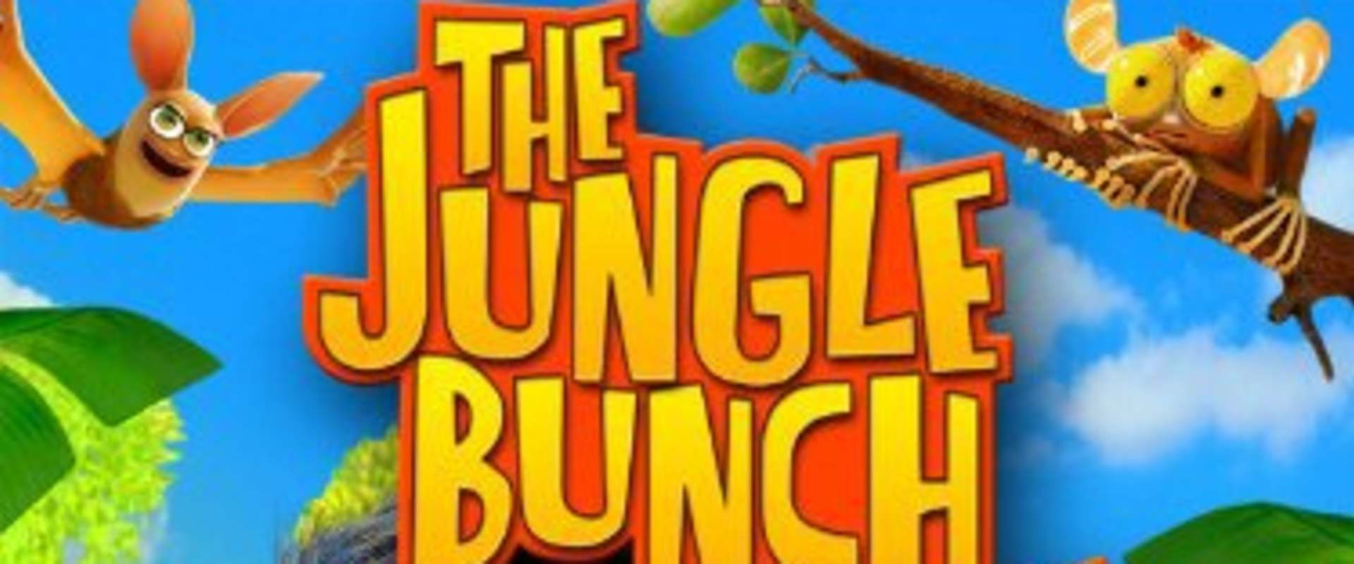 The Jungle Bunch: The Movie background 1