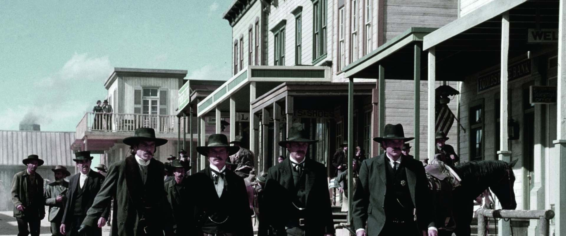 Wyatt Earp background 1