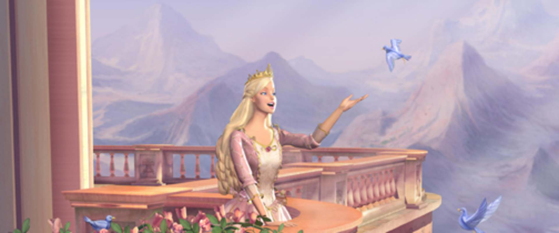 Barbie as the Princess and the Pauper background 1