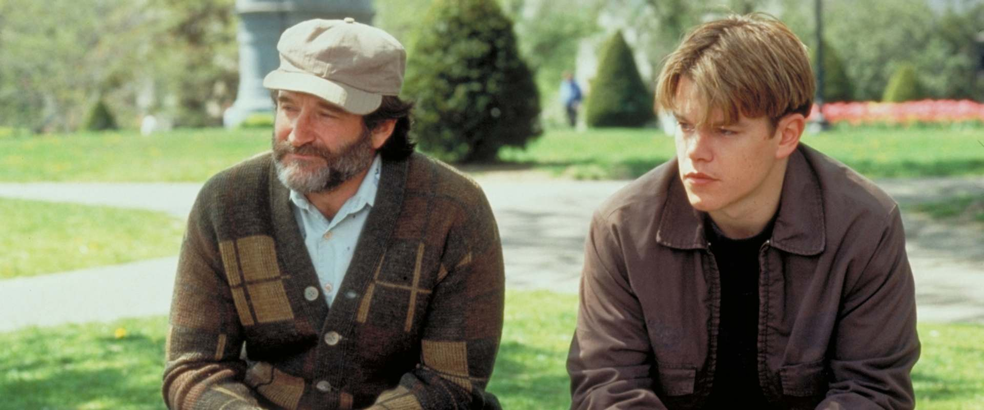 Good Will Hunting background 1