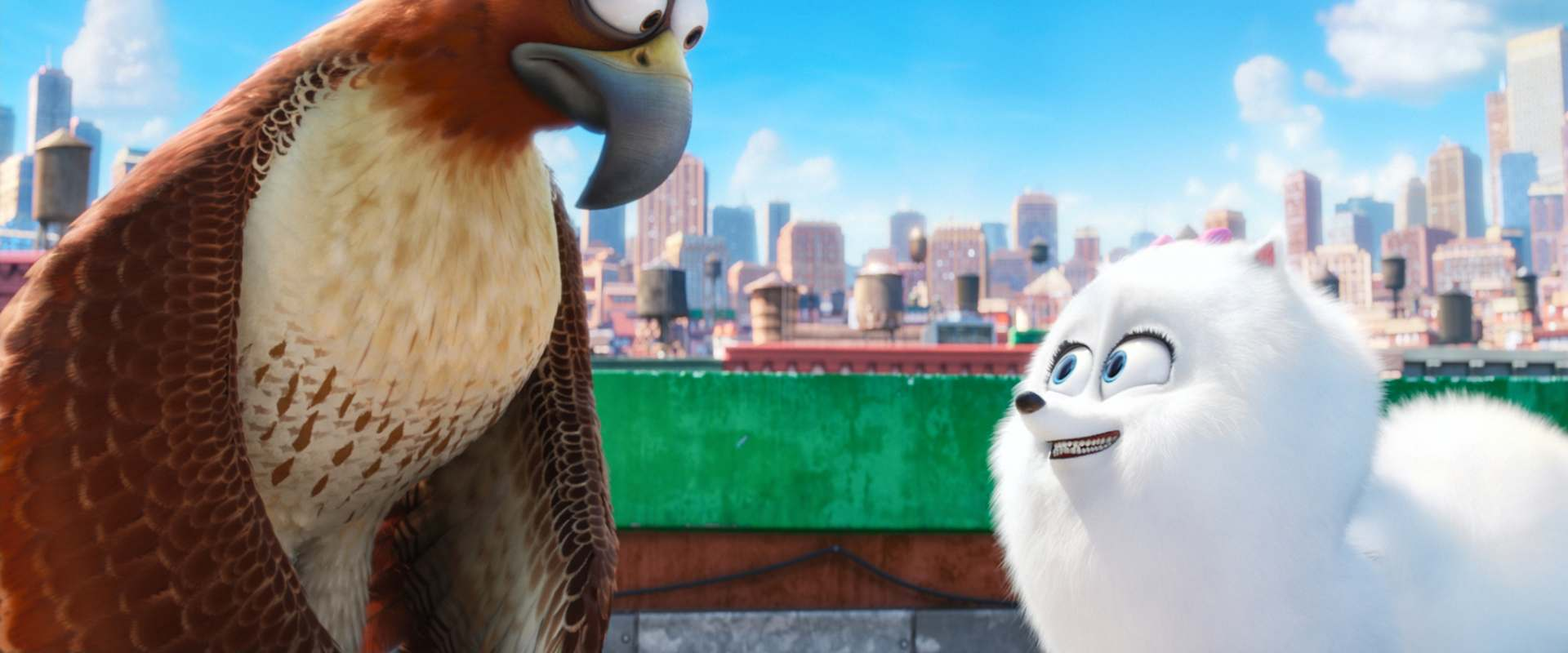The Secret Life of Pets background 2