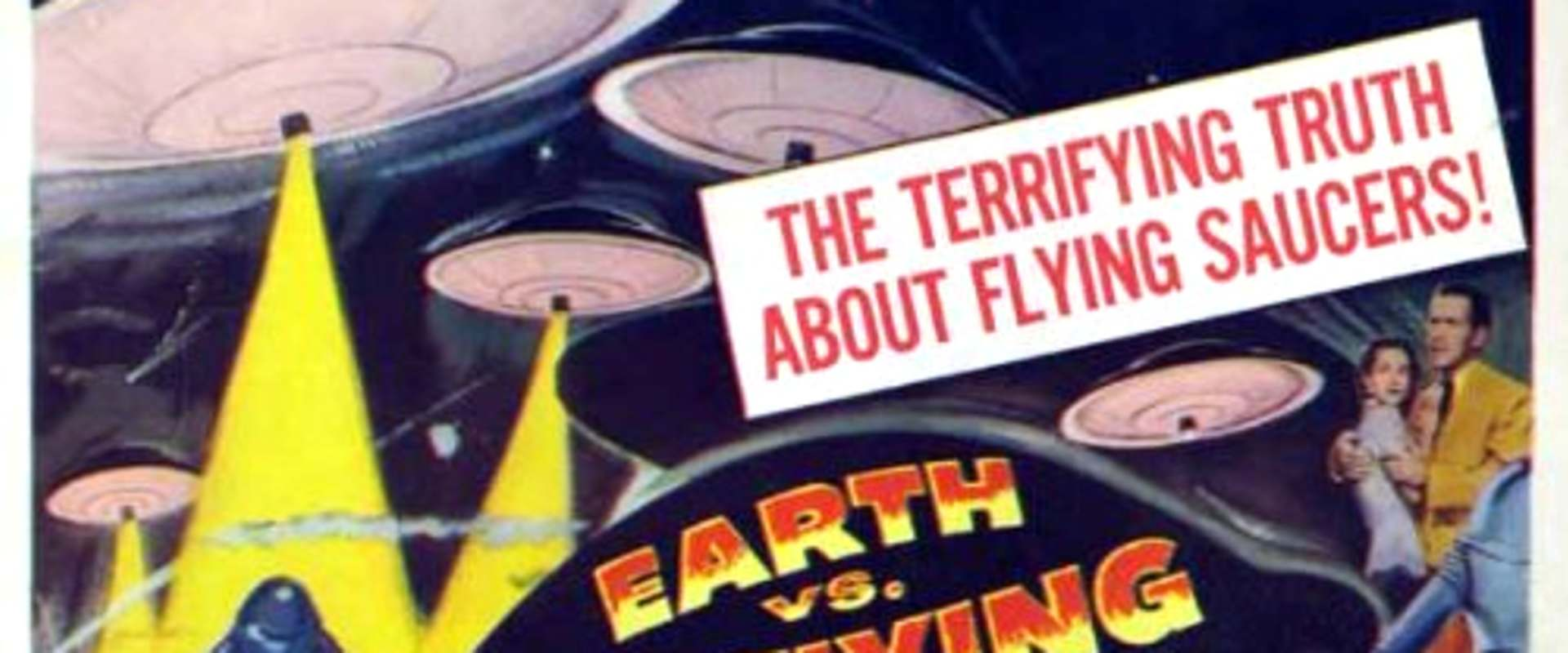 Earth vs. the Flying Saucers background 2