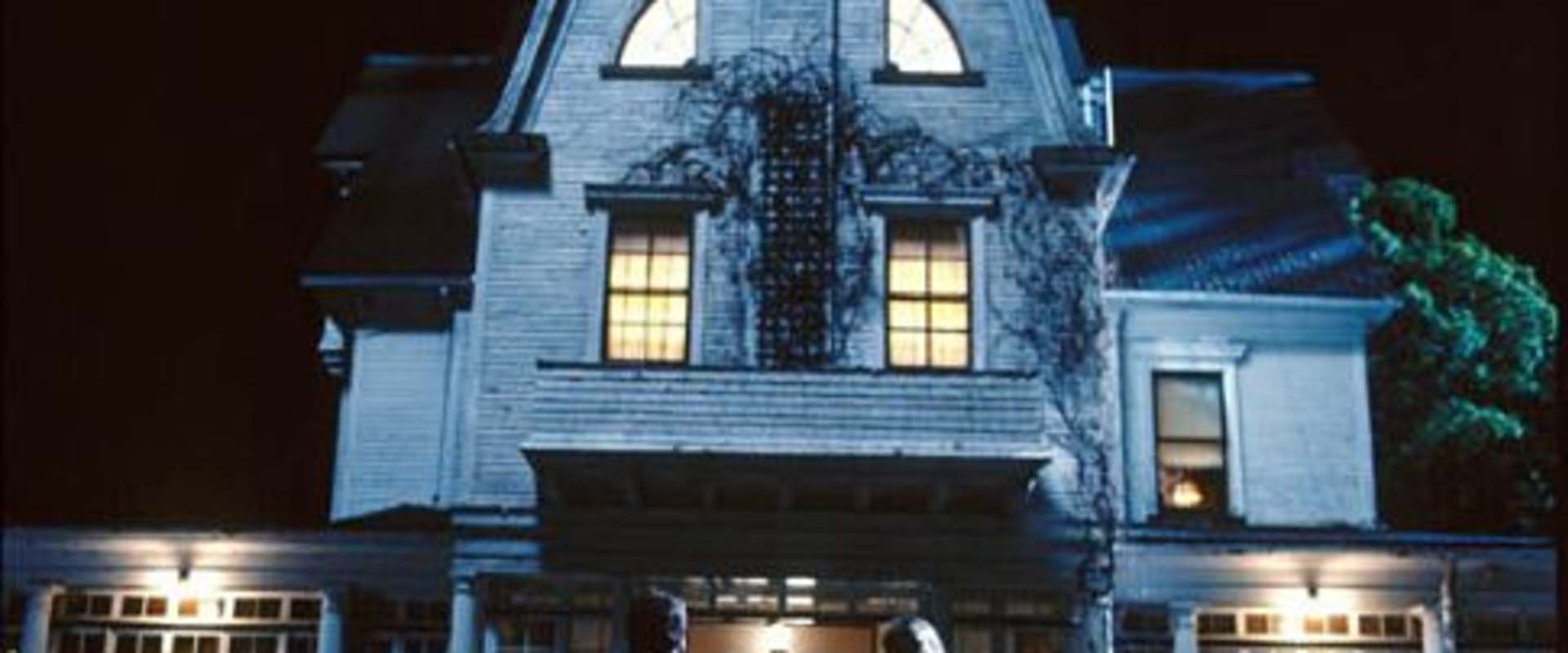 The Amityville Horror background 1