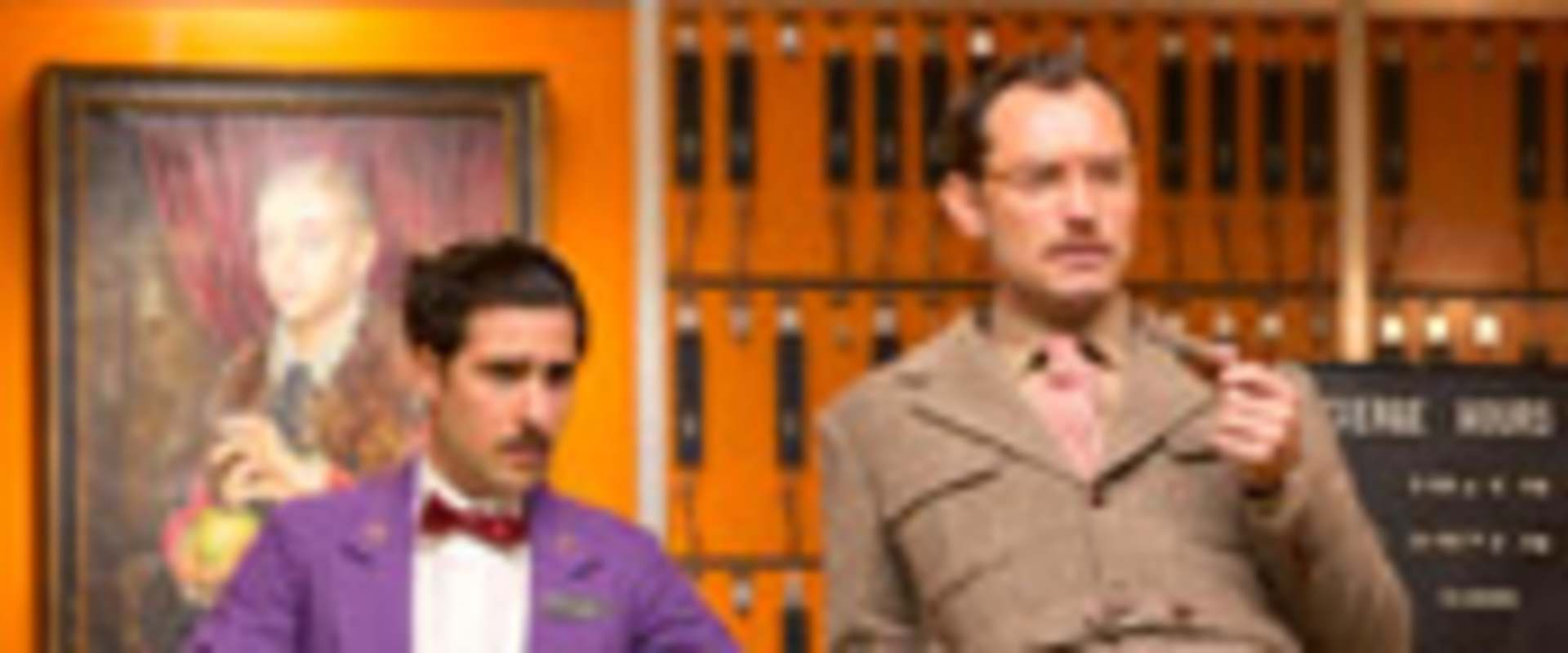 The Grand Budapest Hotel background 2