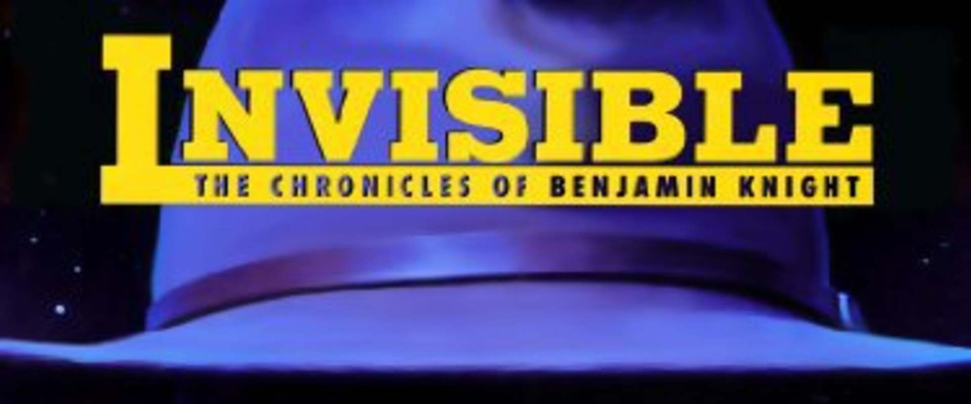 Invisible: The Chronicles of Benjamin Knight background 1