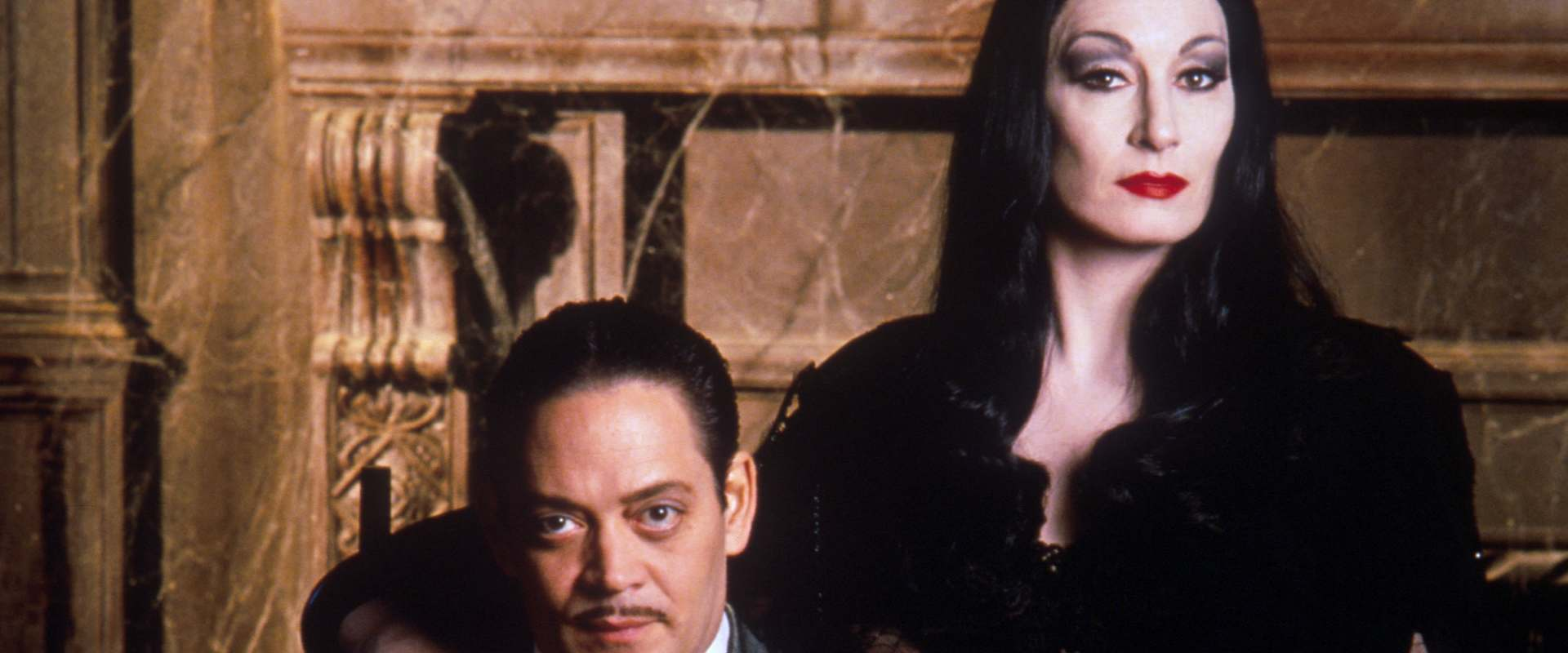 The Addams Family background 2