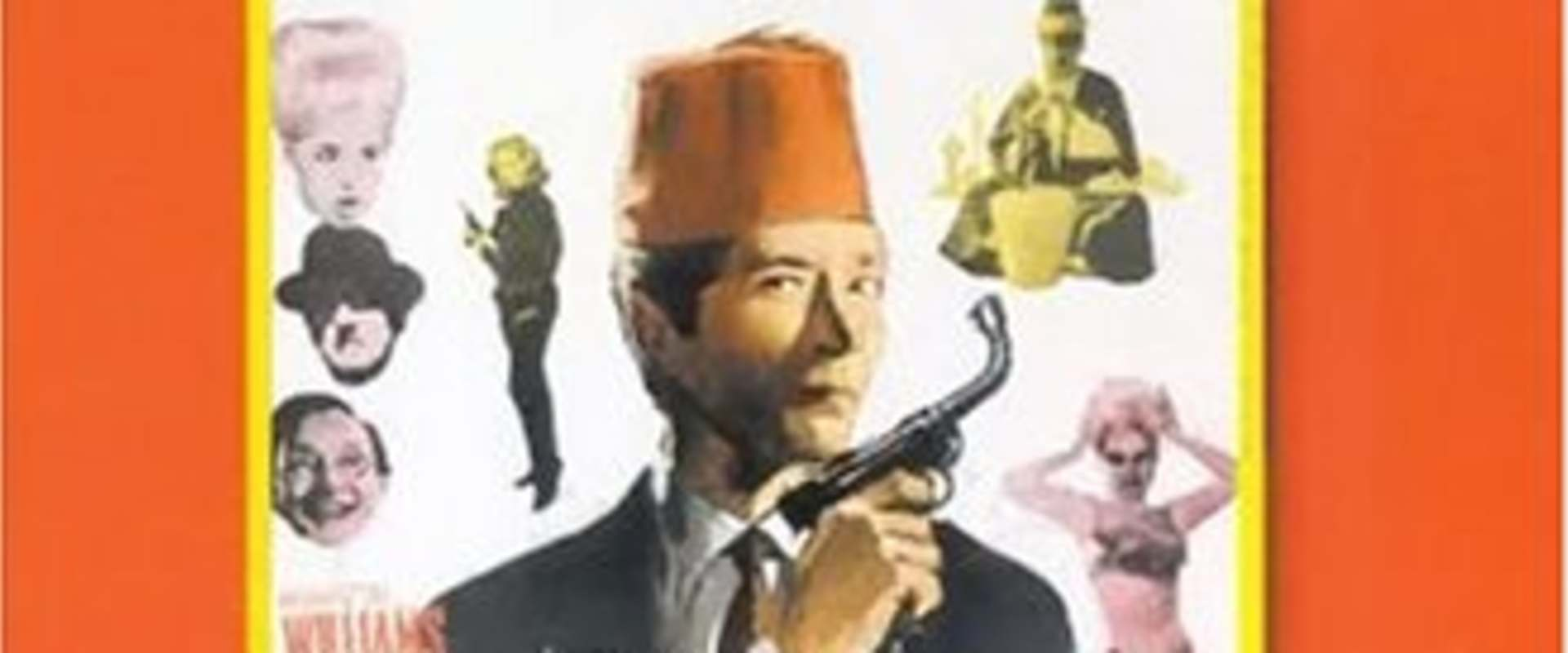 Carry on Spying background 1