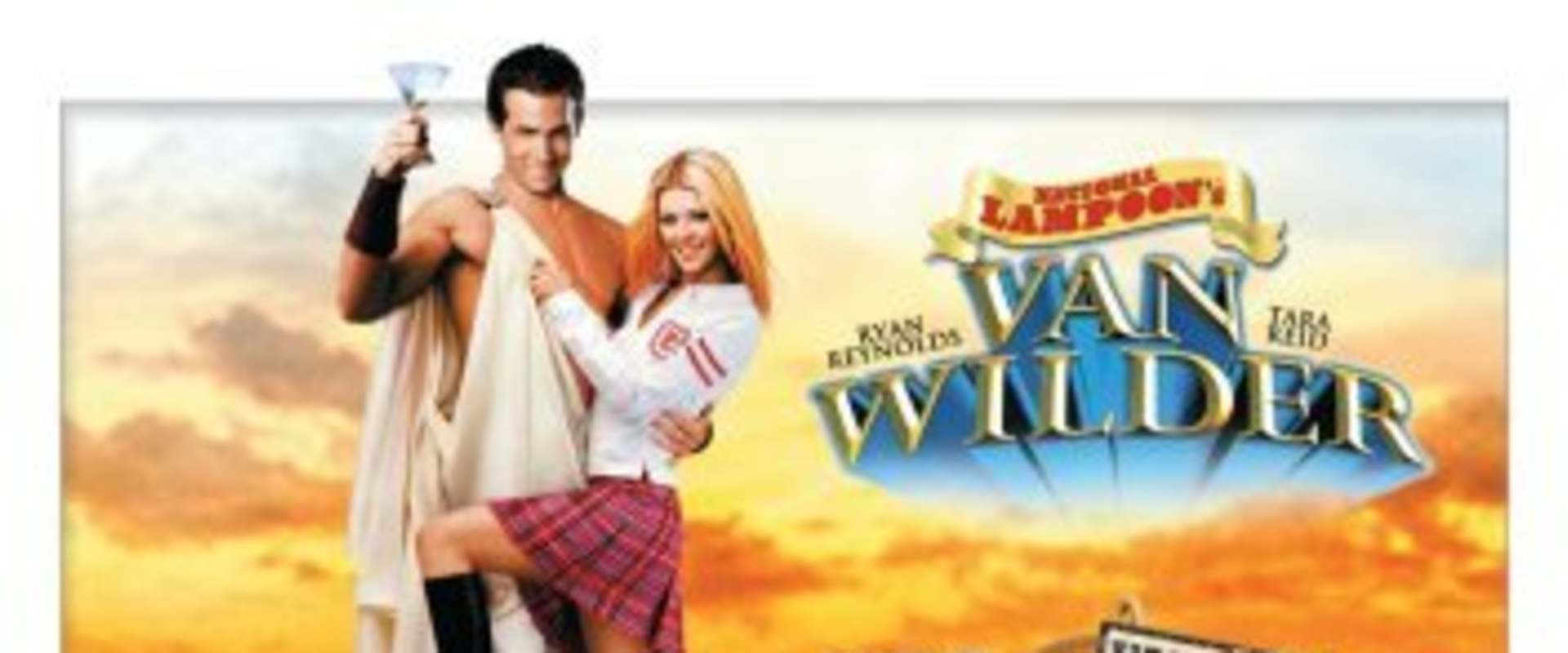 Van Wilder: Freshman Year background 2