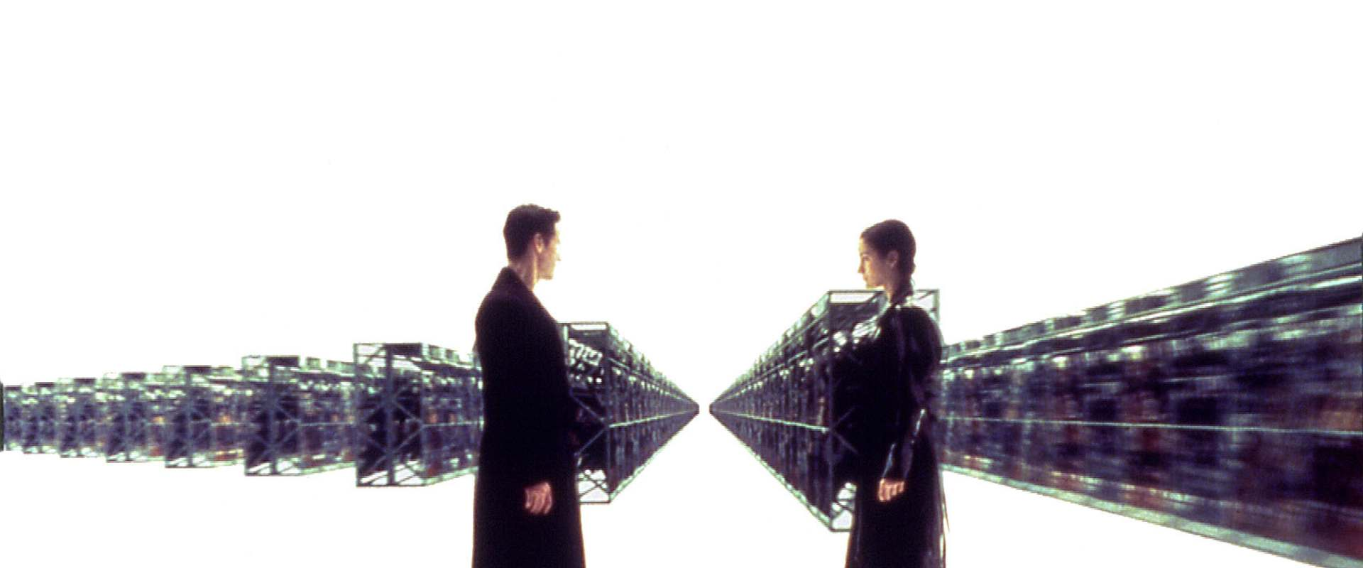 The Matrix background 2