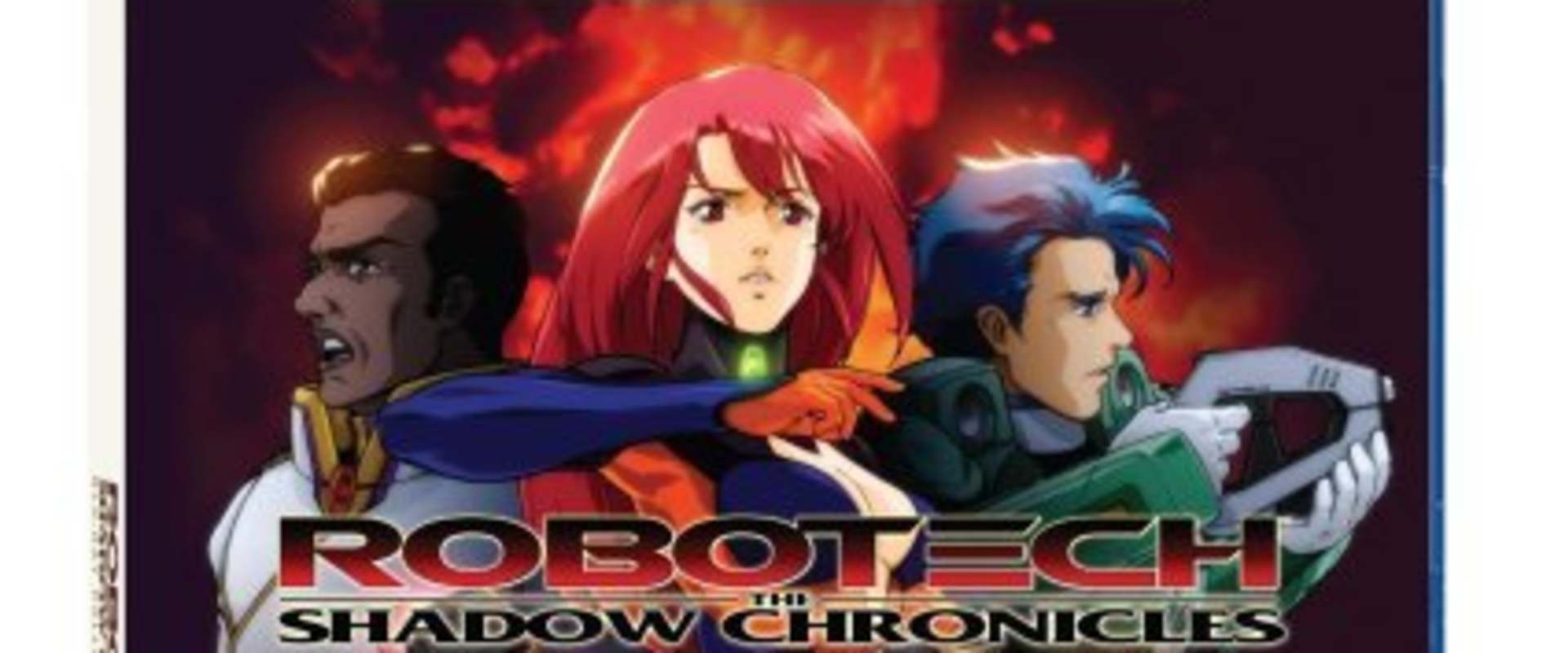 Robotech: The Shadow Chronicles background 1