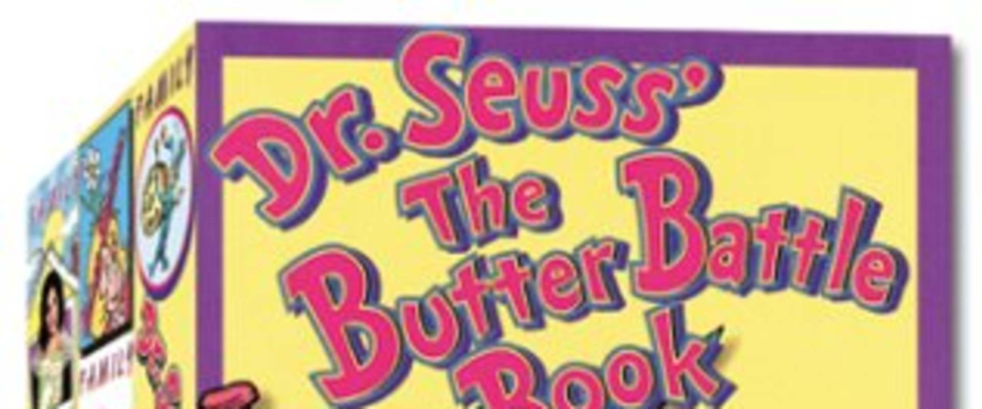 In Search of Dr. Seuss background 1