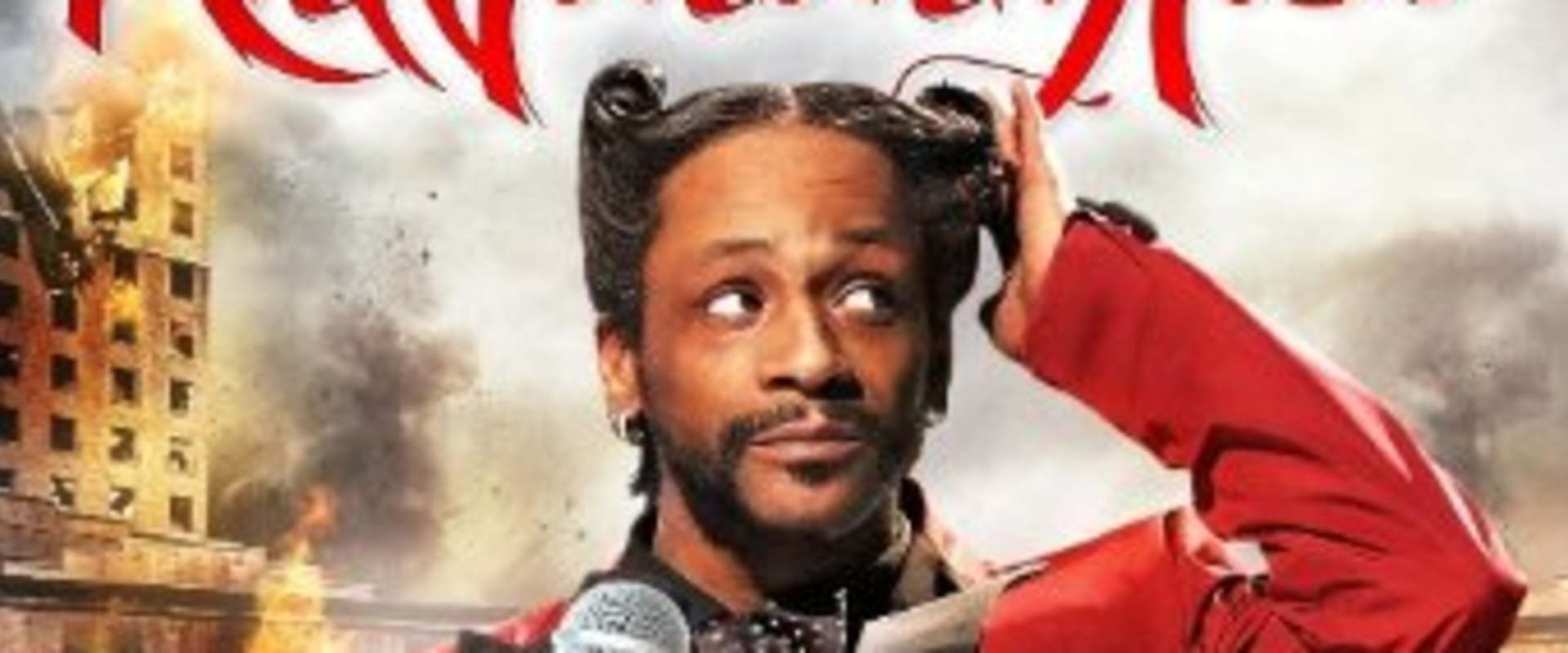 Katt Williams: Kattpacalypse background 1