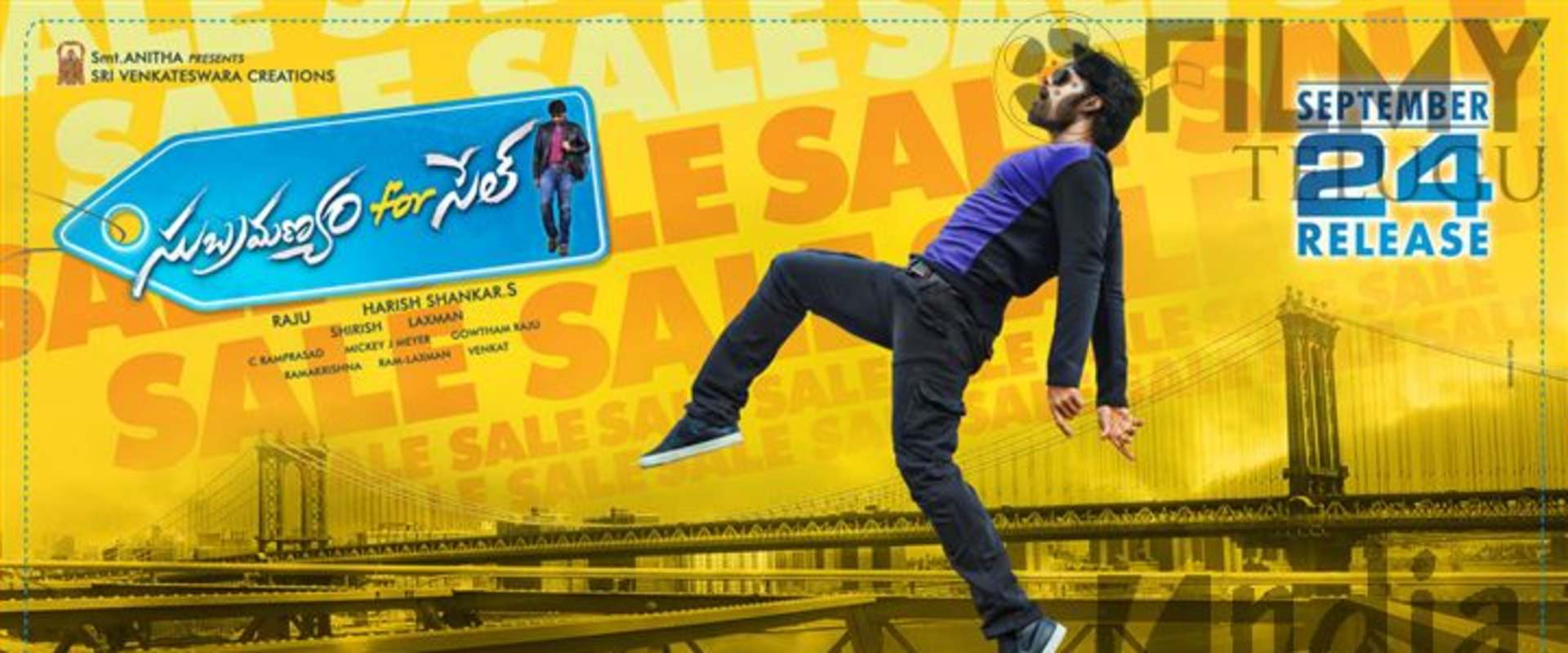 Subramanyam for Sale background 1
