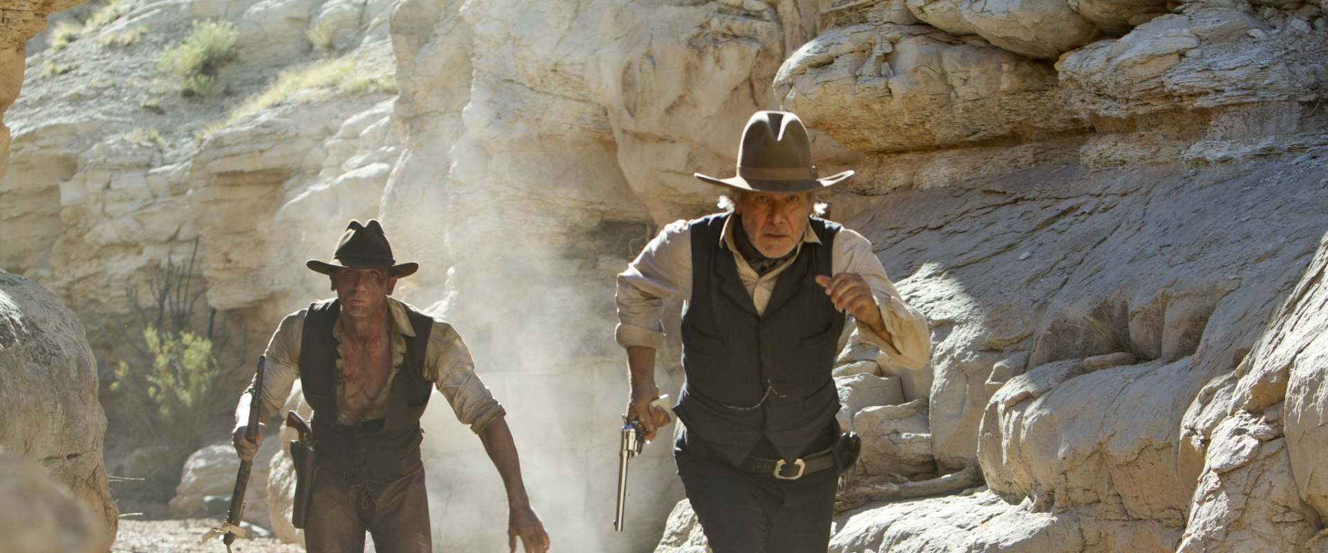Cowboys & Aliens background 1
