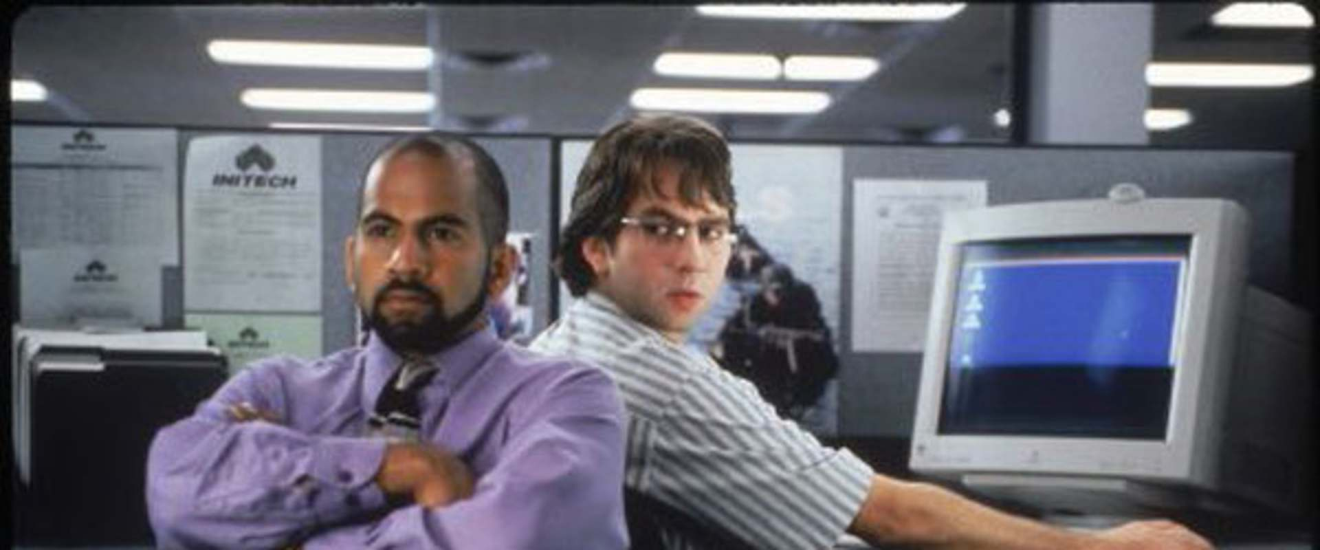 Office Space background 2
