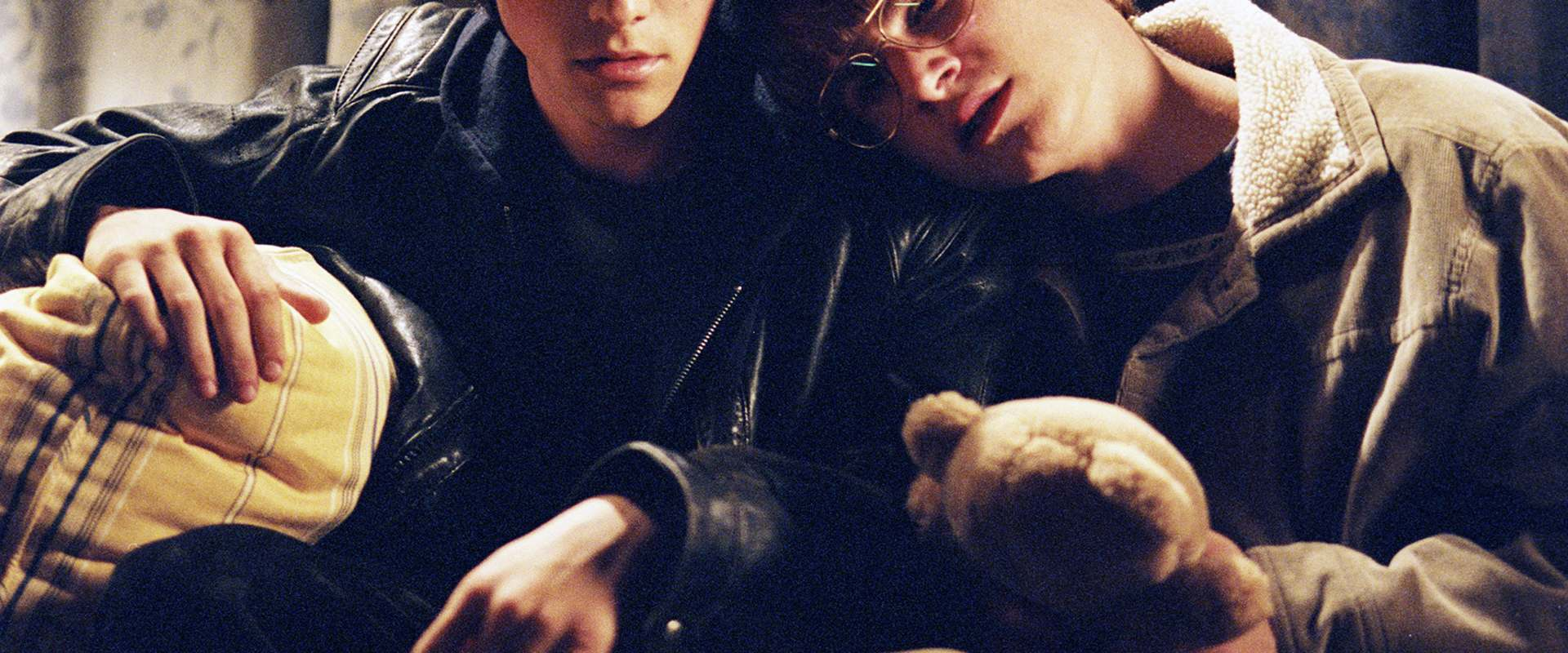Mysterious Skin background 2