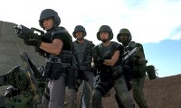 Starship Troopers Movie Still 2