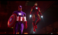 Iron Man and Captain America: Heroes United Movie Still 2