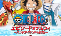 One Piece: Episode of Luffy - Hand Island No Bouken Movie Still 4