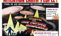 Earth vs. the Flying Saucers Movie Still 2