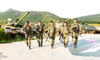 Wolf Warrior Movie Still 2