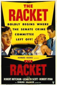 The Racket Poster 1