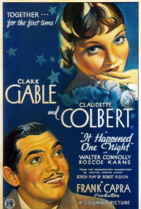 It Happened One Night Poster 1