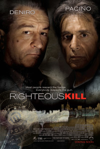 Righteous Kill Poster 1