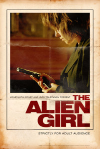 The Alien Girl Poster 1