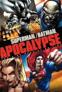 Superman/Batman: Apocalypse Poster 1