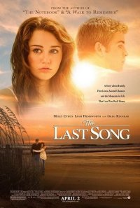 The Last Song Poster 1