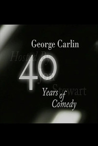 George Carlin: 40 Years of Comedy Poster 1