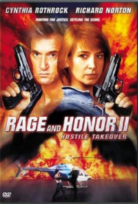 Rage and Honor II Poster 1