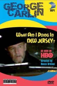 George Carlin: What Am I Doing in New Jersey? Poster 1