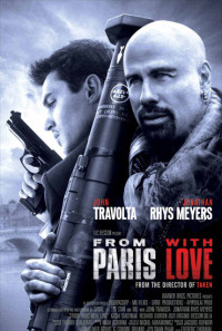 From Paris with Love Poster 1