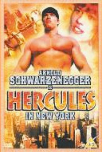 Hercules in New York Poster 1