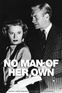 No Man of Her Own Poster 1