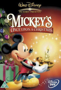 Mickey's Once Upon a Christmas Poster 1