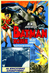 Batman and Robin Poster 1
