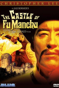 Sax Rohmer's The Castle of Fu Manchu Poster 1