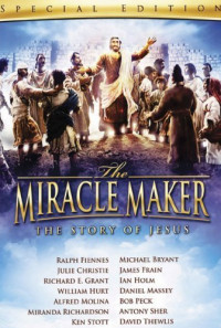 The Miracle Maker Poster 1