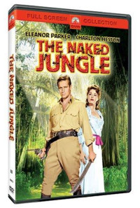The Naked Jungle Poster 1