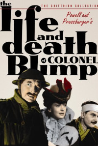 The Life and Death of Colonel Blimp Poster 1