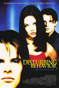 Disturbing Behavior Poster 1