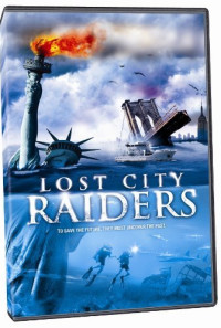 Lost City Raiders Poster 1
