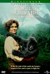 Gorillas in the Mist Poster 1
