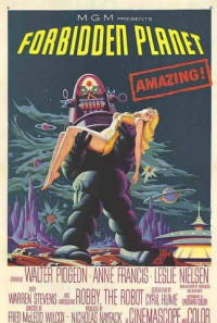 Forbidden Planet Poster 1