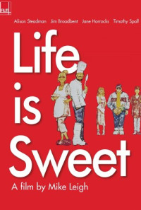 Life Is Sweet Poster 1