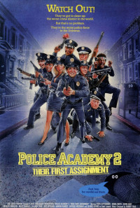 Police Academy 2: Their First Assignment Poster 1